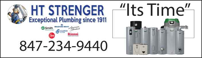 Expert Water Heaters Installations from HT STRENGER