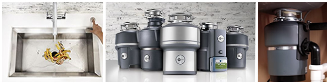 Garbage Disposals Installations from HT STRENGER