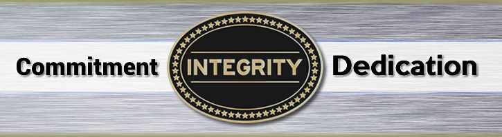 We are Committed to Integrity and our Dedication to Plumbing Excellence.